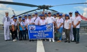 USS Blue Ridge Sailors welcomes community group