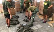 06 06 2018 PR – U.S. Military Provides Personal Protective Equipment for the Philippine Marine Corps
