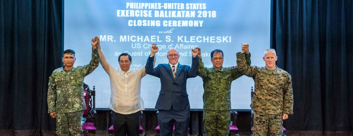 Balikatan 34 Strengthens U.S.-Philippine Alliance through Rigorous Training