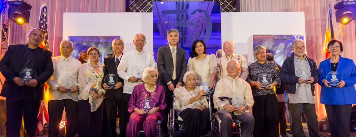 Fulbright Philippines Celebrates 70 Years of Excellence