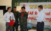 PAT PHL and PAT INDO present cert of appreciation to Deputy Director SAF.._ (002)