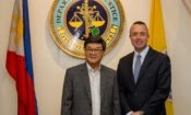USEC GLAWE WITH SEC AGUIRRE-photo 2
